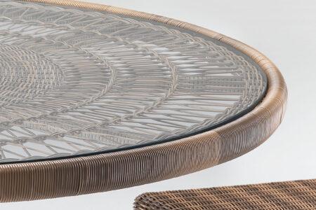 camille bronze tavolo detail 2